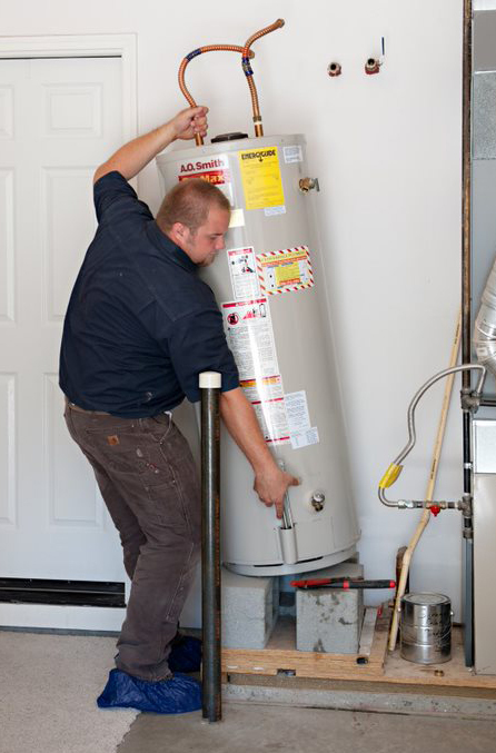 Water heater installation boise idaho